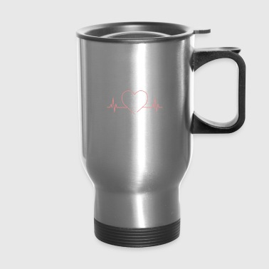 CNA Cute Enough To Stop Heart Skilled To Restart It - Travel Mug