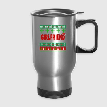 Just Spend Christmas Day With My Girlfriend - Travel Mug