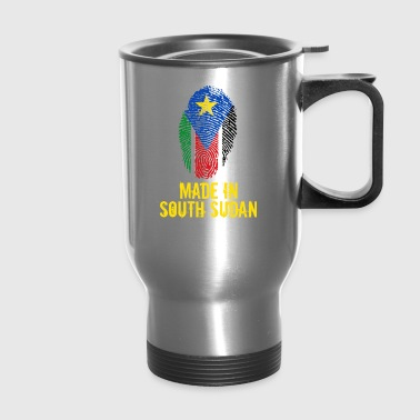 Made In South Sudan - Travel Mug