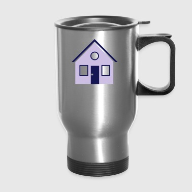 house - Travel Mug