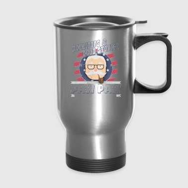 Paw Paw For President Paw Paw Gifts - Travel Mug