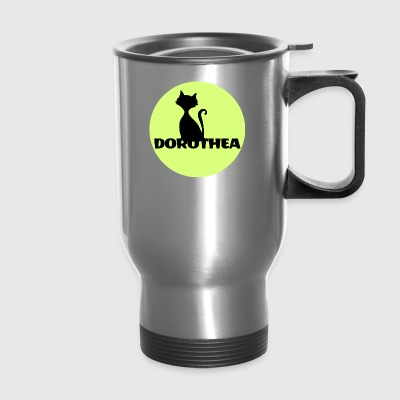 Dorothea first name - Travel Mug