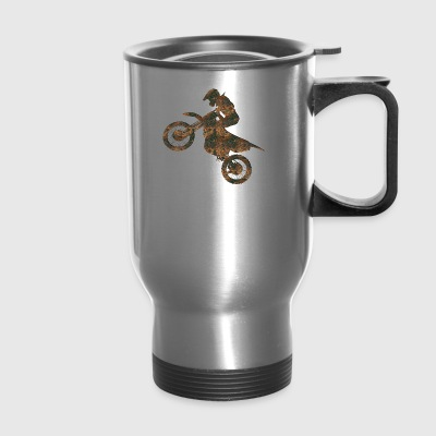 Rust Motocross - Travel Mug