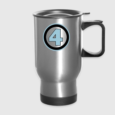 fantastic 4 - Travel Mug