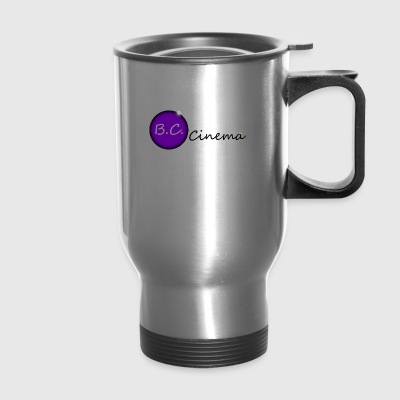 B.C. Cinema logo - Travel Mug