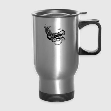 Sea Emperor Transparent - Travel Mug