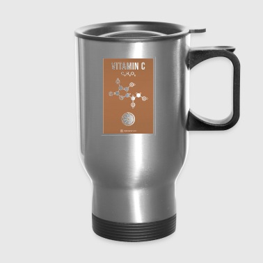 vitamin c - Travel Mug