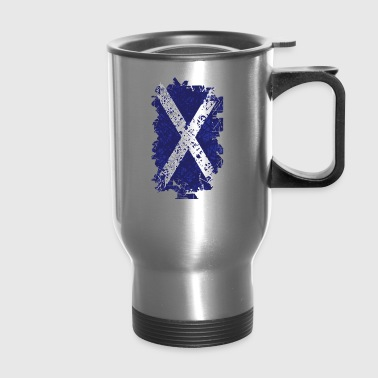 Flag of Scotland - Travel Mug