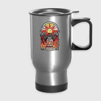 CHURCH OF THE SUN - Travel Mug