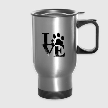 Love Dog - Travel Mug