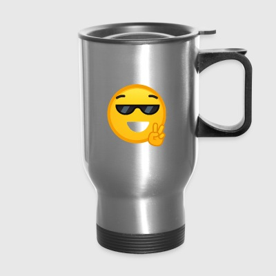 I am cool - Travel Mug