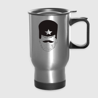 army face - Travel Mug