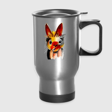 rabbit - Travel Mug