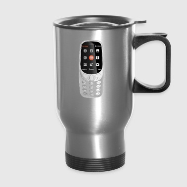 Mobile Phone - Travel Mug