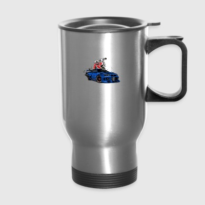 NISSAN GT-R R34 - Travel Mug