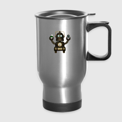 Robot - Travel Mug