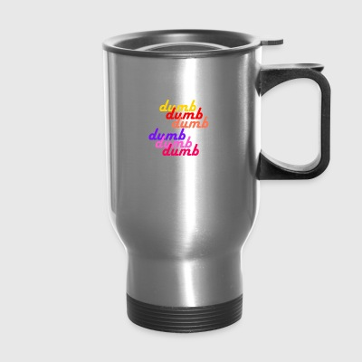 dumb dumb RedVelvet - Travel Mug