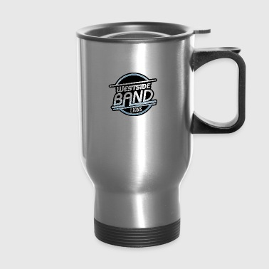 WESTSIDE LIONS - Travel Mug