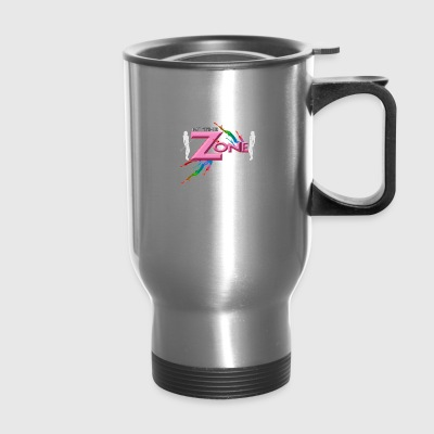 Female Design 2 - Travel Mug