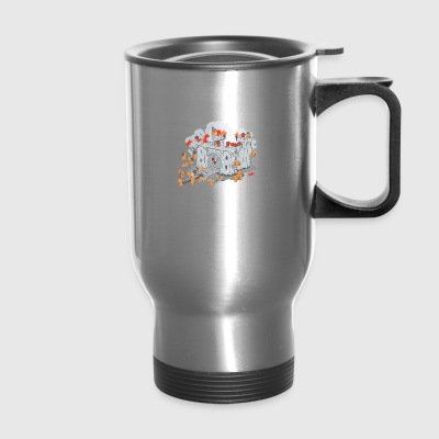 The Siege - Travel Mug