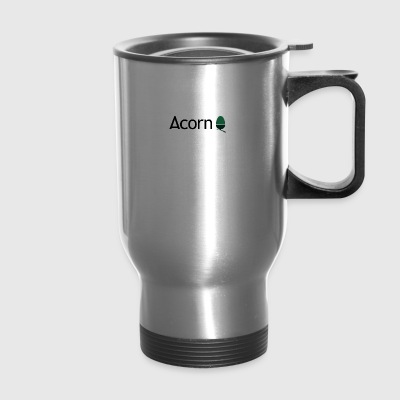 AcornLogo - Travel Mug