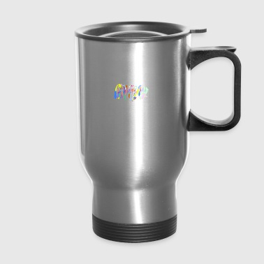 Scribble - Travel Mug
