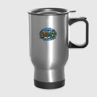 Fine Art - Travel Mug