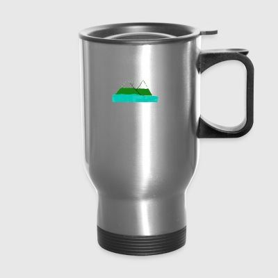 lake - Travel Mug