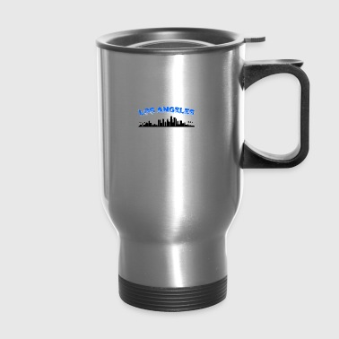 Los Angeles City - Travel Mug