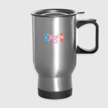 Ouch Bubble Gum - Travel Mug