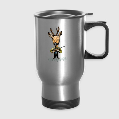 Deer hunter - Travel Mug