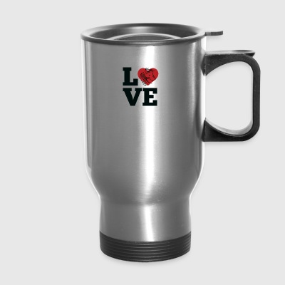 Love Horses - Travel Mug