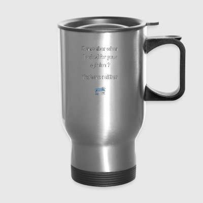 Remember when.... - Travel Mug