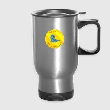 Seal of Approval - Travel Mug