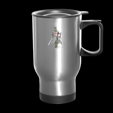Templar Knight - Travel Mug