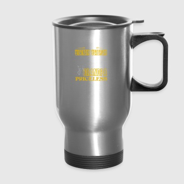Vietnam Veteran Is An Honor Being A Grandpa Pricel - Travel Mug