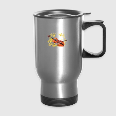 I Am A Viola Player What's Your Superpower - Travel Mug