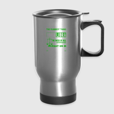 LIBRA MEN TEE SHIRT - Travel Mug