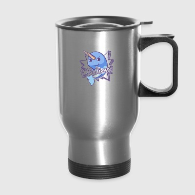 I Believe Narwhal Shirt - Travel Mug