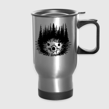 Hedgehog - Travel Mug