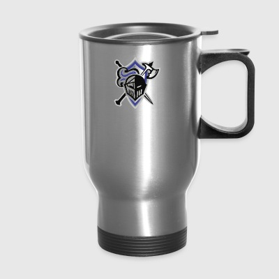 Knight symbol - Travel Mug
