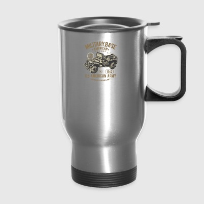 JEEP AMERICAN ARMY - Travel Mug