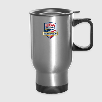 USA Cycling Foundation 01 e1466451287632 - Travel Mug