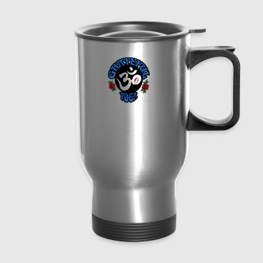 The Grateful Yoga Logo Gear - Travel Mug