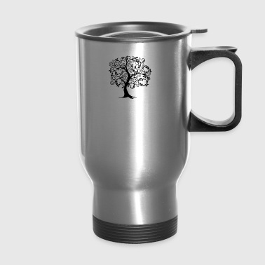 tree - Travel Mug