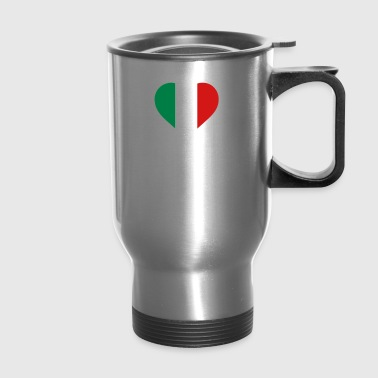 A Heart For Italy - Travel Mug
