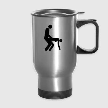 Sex positions - Travel Mug
