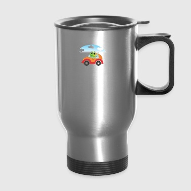 Turtle drive - Travel Mug