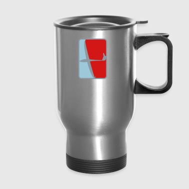 nba glider pilot - Travel Mug