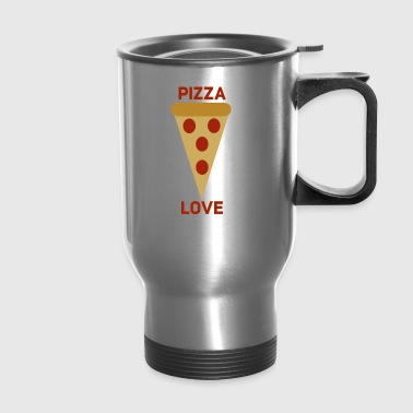 Pizza Love - Travel Mug